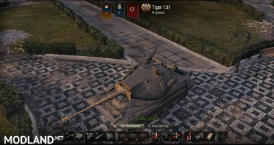 Tiger 131 Remodelling to 60TP 1.1.0 [1.1.0], 2 photo